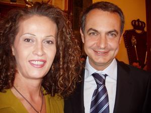 Carla Antonelli, caracráter, mordazas, manipulaciones, victimismo y cuotas-florero