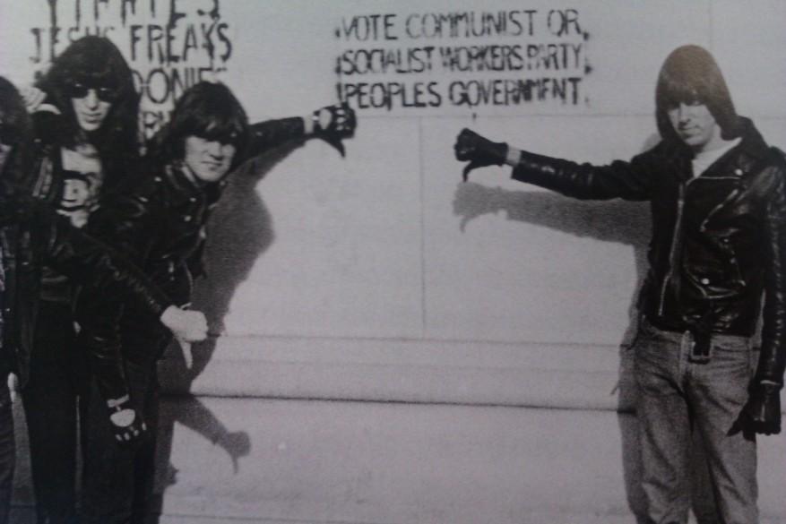 A los Ramones no les gusta el socialismo