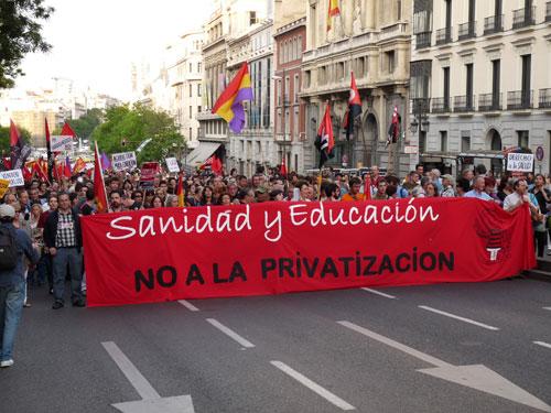 Las mentiras y difamaciones progres sobre la sanidad madrileña