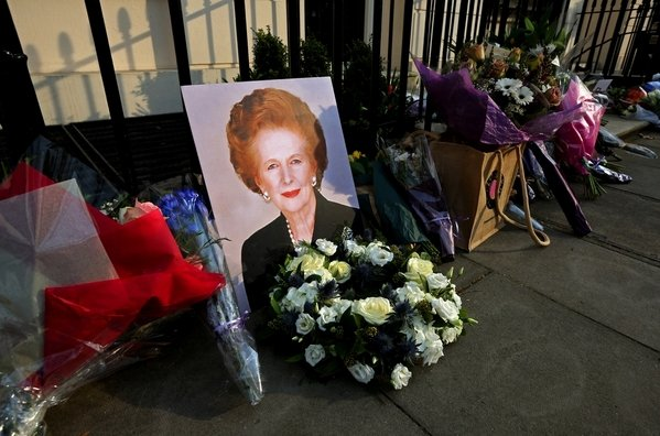 Margaret Thatcher, la liberal de acero (2/6)