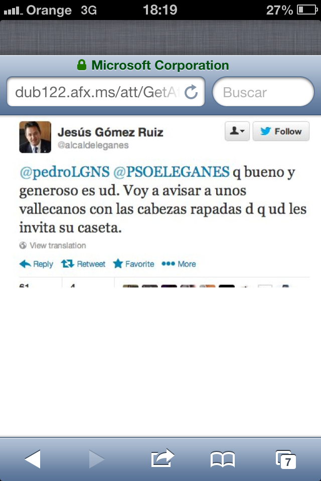 Los escándalos del PP en Leganés (2/2)