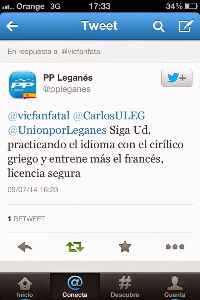 Los escándalos del PP en Leganés (1/2)