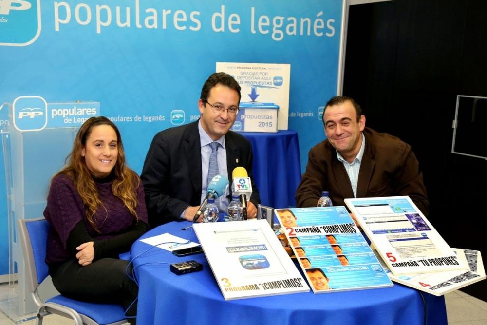 Los escándalos del Partido Popular en Leganés II (1/2)